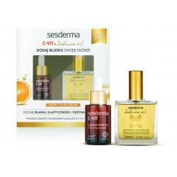 Set Sesderma C-Vit Serum 30 ml + Sublime Oil 50 ml