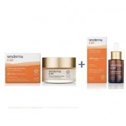 Set Sesderma C-Vit AX Antiox Booster Cream 50 ml + Serum 30 ml