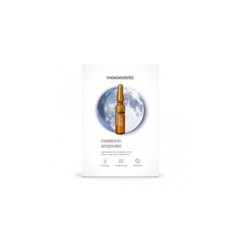 Mesoestetic Melatonin Ampoules 10 x 2ml