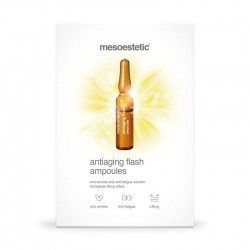 Mesoestetic Antiaging Flash Ampoules 10 x 2ml