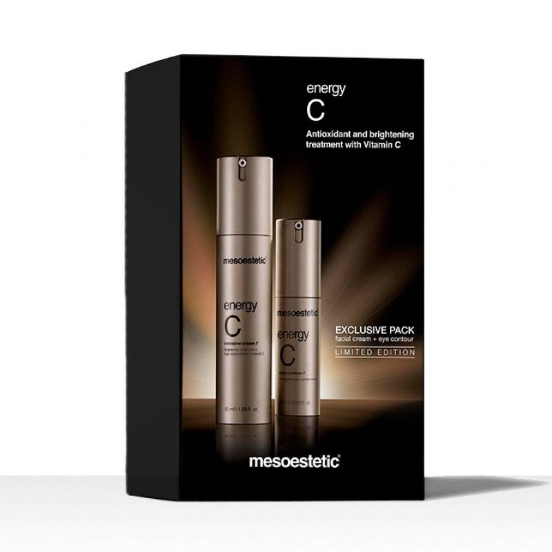 Set Mesoestetic Energy C Intensive Cream 50ml + Eye Contour 15ml