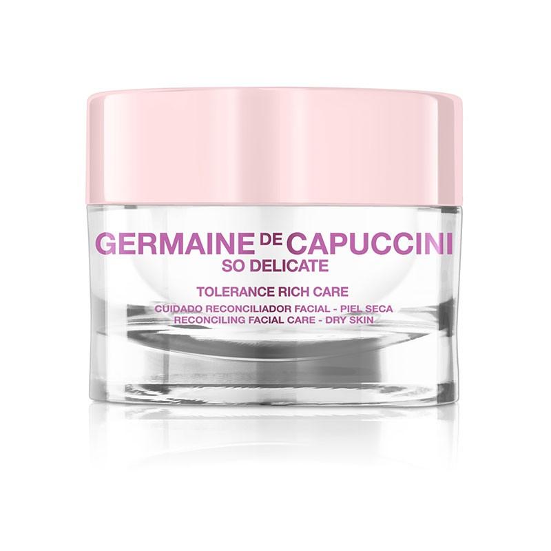 Germaine de Capuccini So Delicate Tolerance Rich Care Cream 50ml