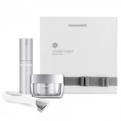 Set Mesoestetic Crystal Cream 50 ml + Eye Cream 15 ml + Ionizer