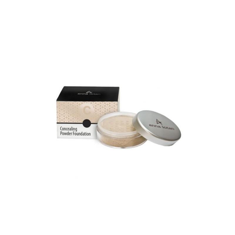 Anna Lotan Spf17 Mineral Makeup Powder